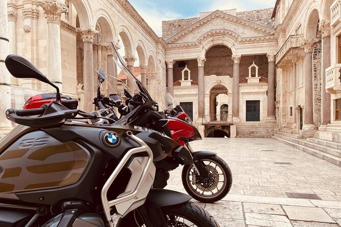 Rent a Motorbike With Desmo Adventure and Explore Dalmatia on the Motorcycle