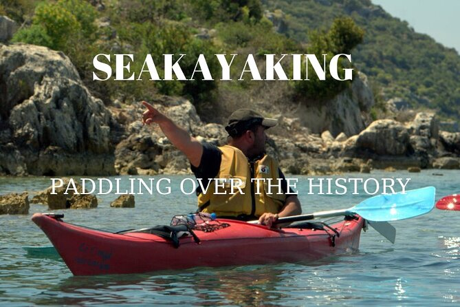 Sea kayaking Over The Sunkencity Of Kekova From Kas - Kalkan