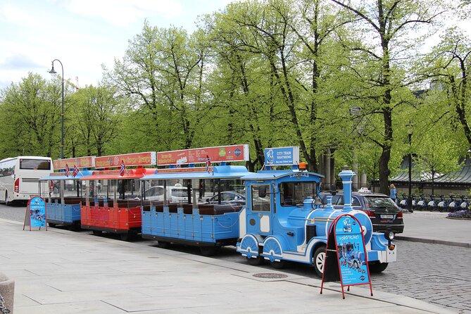 Oslo City Train