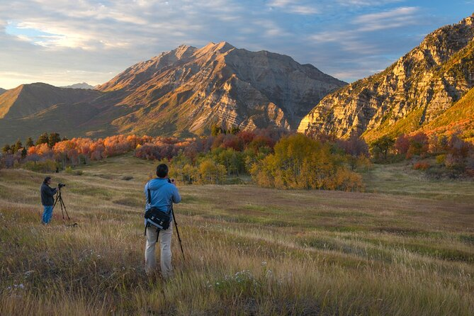 Private Photo Workshop and Sightseeing in Wasatch Mountains