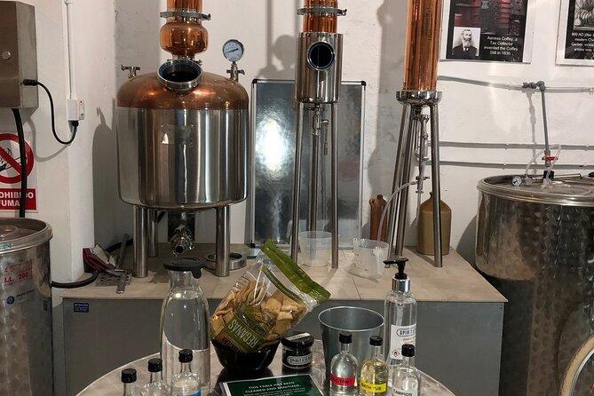 Spirit of the Rock distillery