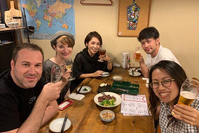 Hiroshima Private Bar Hopping in Ekinishi with River Cruise