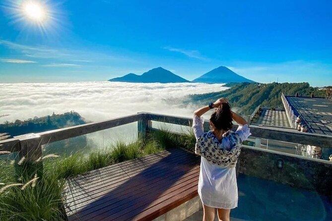 Private :Kintamani Volcano -Tanah Lot -Ubud Rice Terrace -Waterfall and Temple