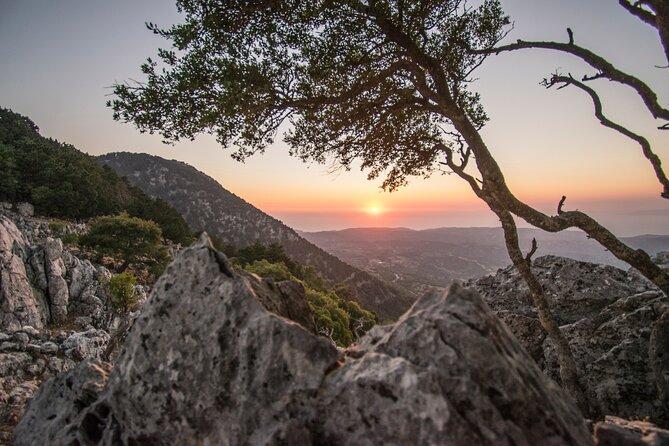 Sunset Hiking Profitis Ilias
