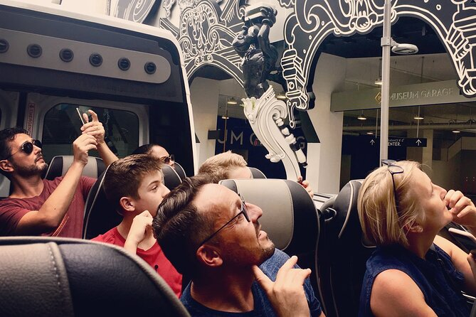 Miami Private Tour by Cabriolet Bus
