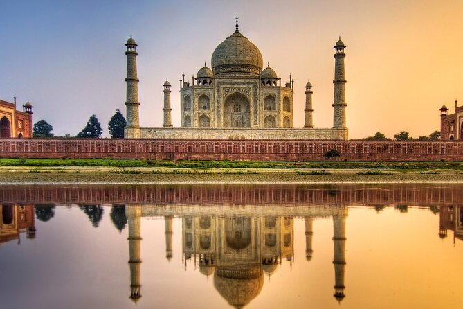 Taj Mahal - Private Live Virtual Experience
