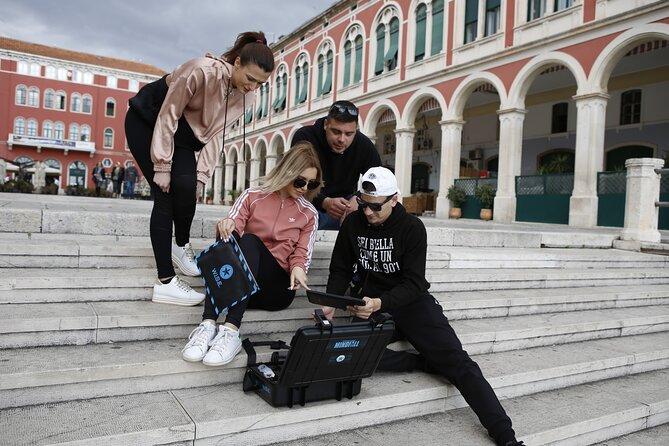 Private Outdoor City Escape Game in Split