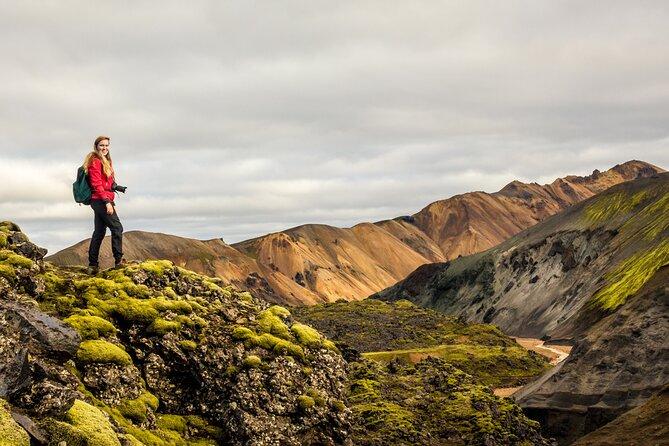 3-Day Hiking Tour in Landmannalaugar from Reykjavik