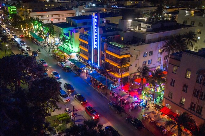 Miami By Night: Private Driving Tour