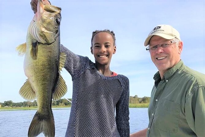 Private Winter Haven Chain Fishing Charter in Florida (4, 6, 8, 12-Hour Options)