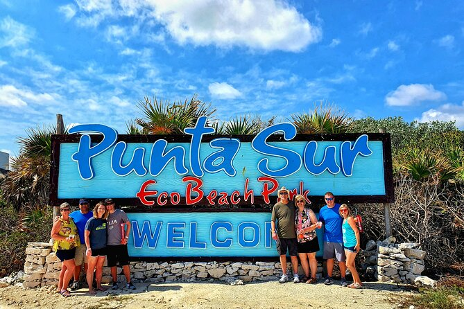 Cozumel: Around the Island & Punta Sur Eco Park