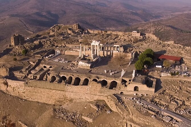 2-Day Small Group Ephesus And Pergamum Tour ( Max. 10 Guests)