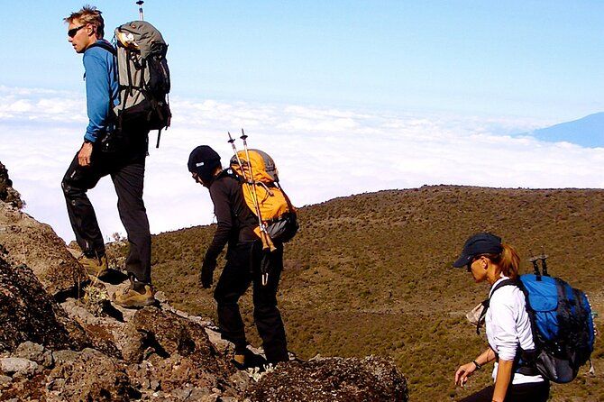5-day Mount Kilimanjaro Hiking Tour