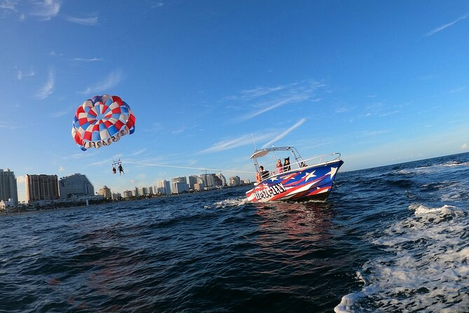 2-Hour Parasailing Adventure in Fort Lauderdale