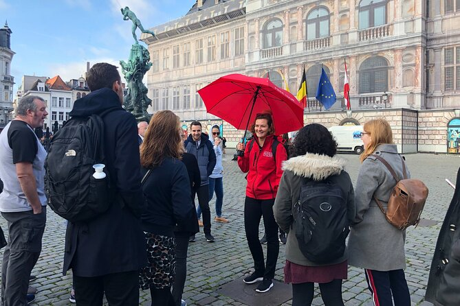 Historical Walking Tour: Legends of Antwerp