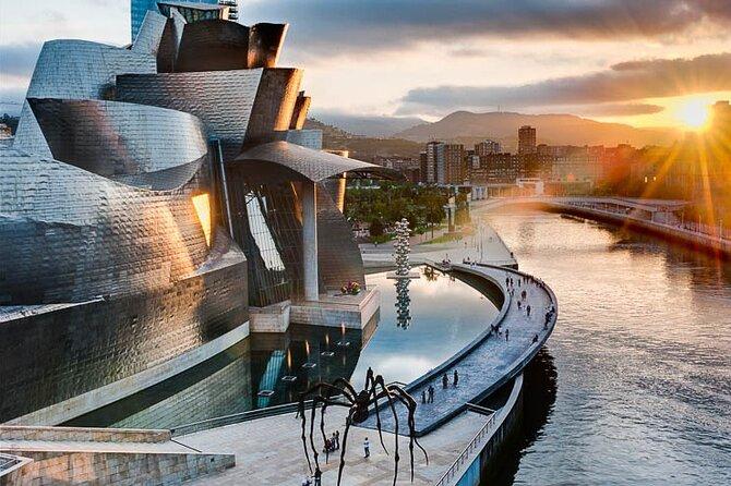 Full-day private Bilbao tour (Guggenheim museum & full pintxo lunch included)