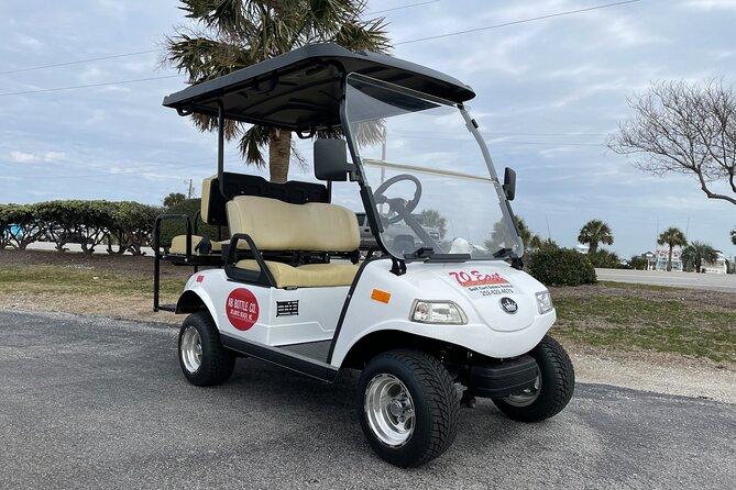 Golf Cart Rental in Atlantic Beach