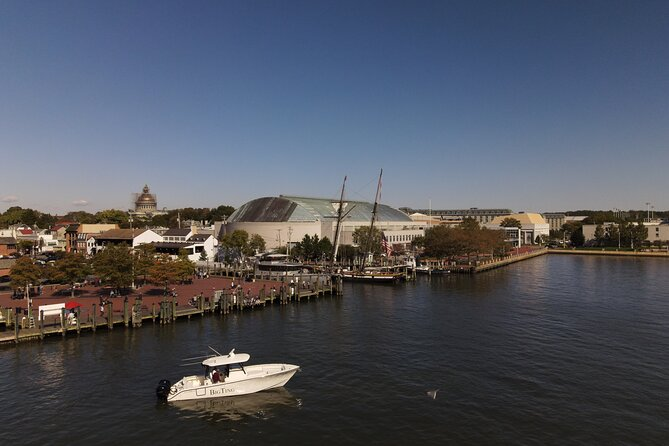 Wedding Crashers Chesapeake Bay Private Powerboat Cruise
