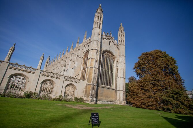 Online Experience | Cambridge University College Walking Tour Led By Alumni