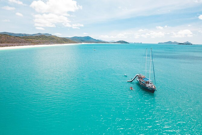 2 night Whitsunday Islands Cruise on Atlantic Clipper from Airlie Beach