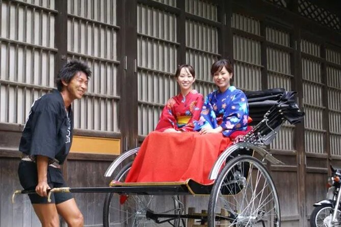 70-Minute Rickshaw Tour of Asakusa
