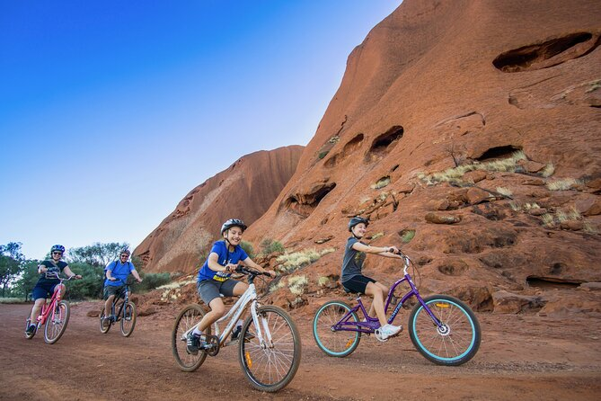 Outback Cycling Uluru Bike Ride (with transfers)