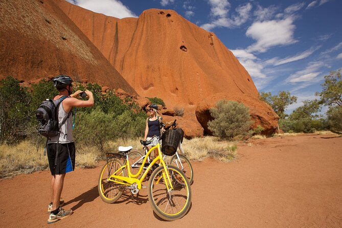 Outback Cycling Uluru Bike Ride (with transfers)