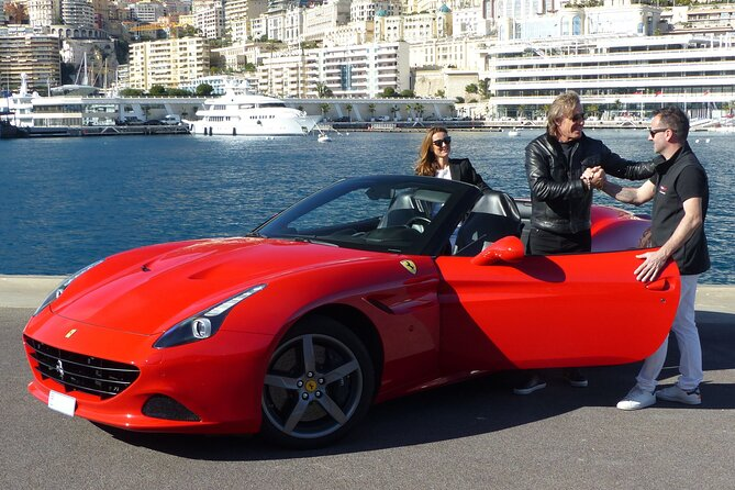 2 hour Ferrari California T Sightdrive