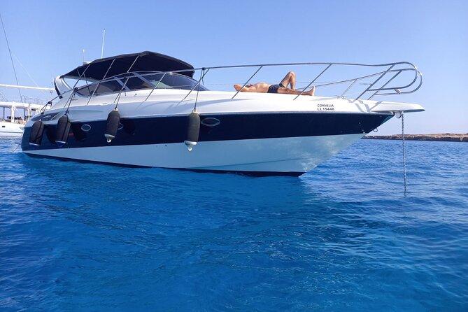 Rental of a Luxury Yacht Cruiser in Protaras