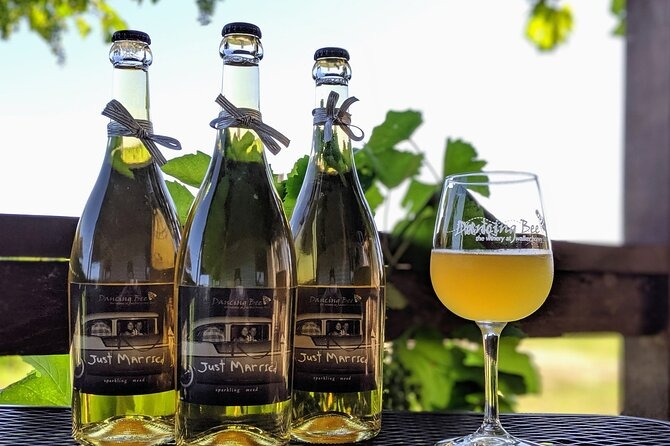 Dancing Bee Winery and Walker Farms, a view of customized product