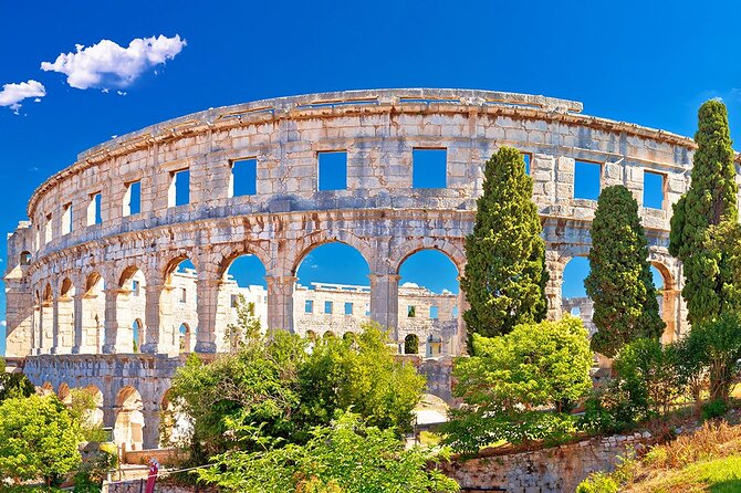 Pula Private 2-Hour Guided Walking Tour
