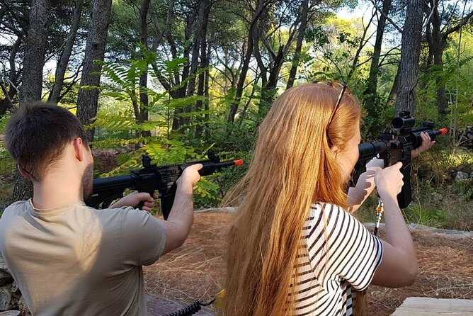 Private Airsoft Shooting Duel Experience in Jelsa