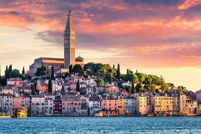 Full-Day Small-Group Tour in Istria