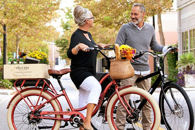 6 Hour eBike Rental with Delivery and Pickup for Two