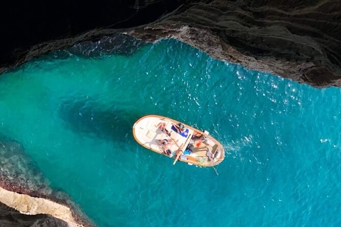 Capri Private Boat Tour (2 hours and 30 minutes)