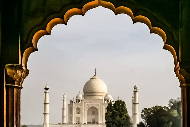 """Skip the line """"Taj Mahal"""" & """"Agra Fort"""" Tickets with live Tour Guide."""