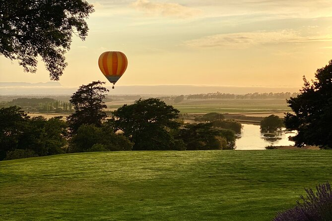 Ballooning in the Avon Valley plus Transfer from Perth