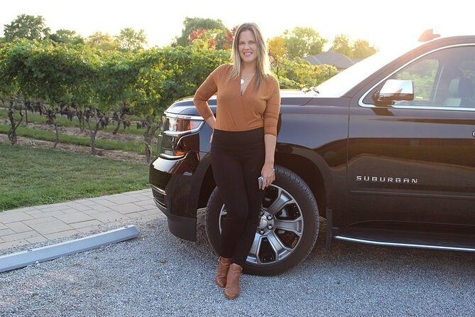 Get Away from the Crowds - Private-Safe Premium SUV, Wine Tour Niagara