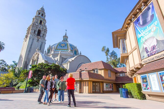 Balboa Park Highlights Tour with Coffee
