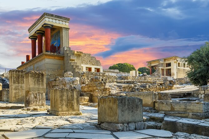 Private Full-Day Knossos-Lasithi Plateau-Cave of Zeus from Elouda