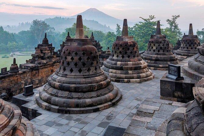 Exploration of the Borobudur and Candi Rejo