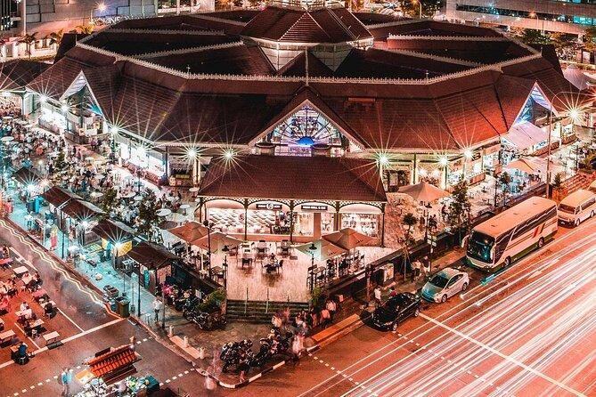 Lau Pa Sat (Mercado Telok Ayer)