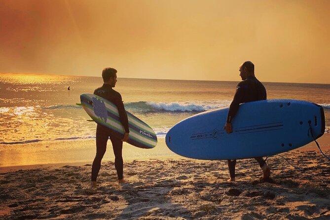 1.5 Hour Surf Lesson in Laguna Beach