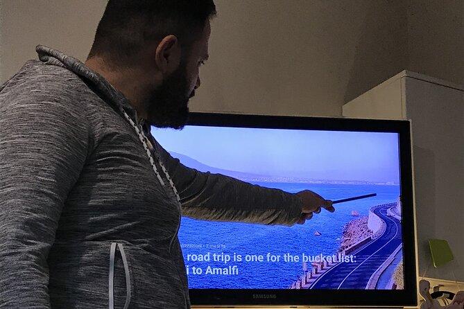 Online Amalfi Coast Tour