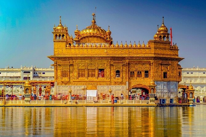Weekend Trip to Amritsar ex-Delhi: Golden Temple, Heritage Walk and much more!