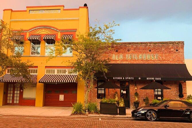 Downtown Sanford Historical Tour