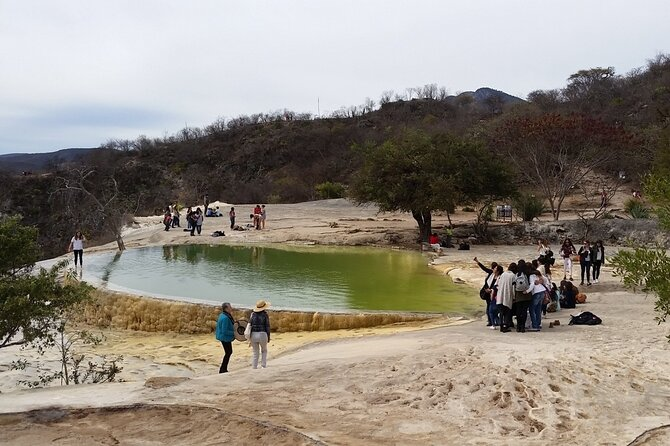 Full Day Tour to Teotitlán and Hierve El Agua Waterfall