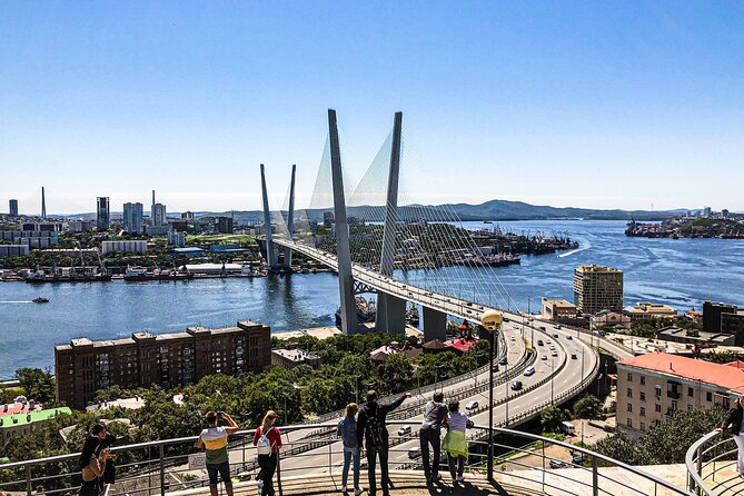 Vladivostok Like a Local: Customized Private Tour