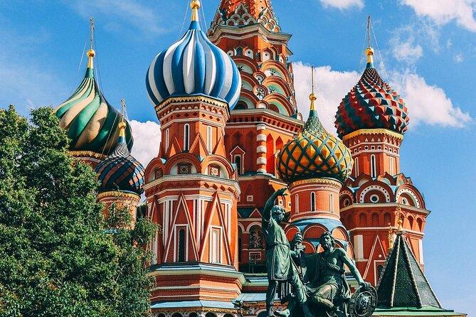 St. Basil's Cathedral (Pokrovsky Sobor)