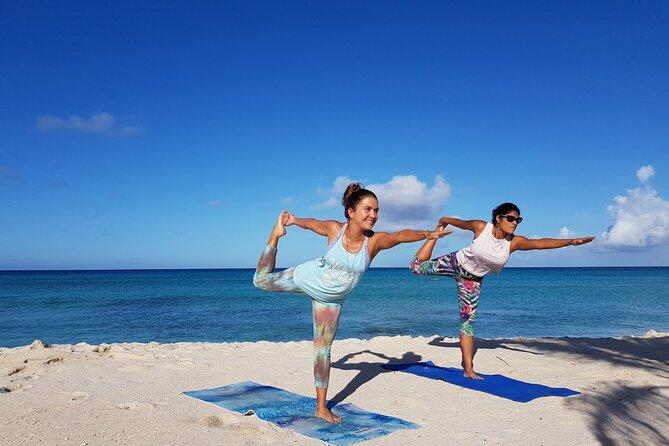 1 Hour Yoga on the Beach Experience in Aruba